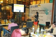 Customer Gathering Rental PT. UDM